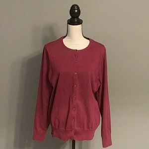 **3/$10** Lands End Sweater Size Large